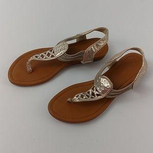 🎃Women's attention size 5 thong flip-flops
